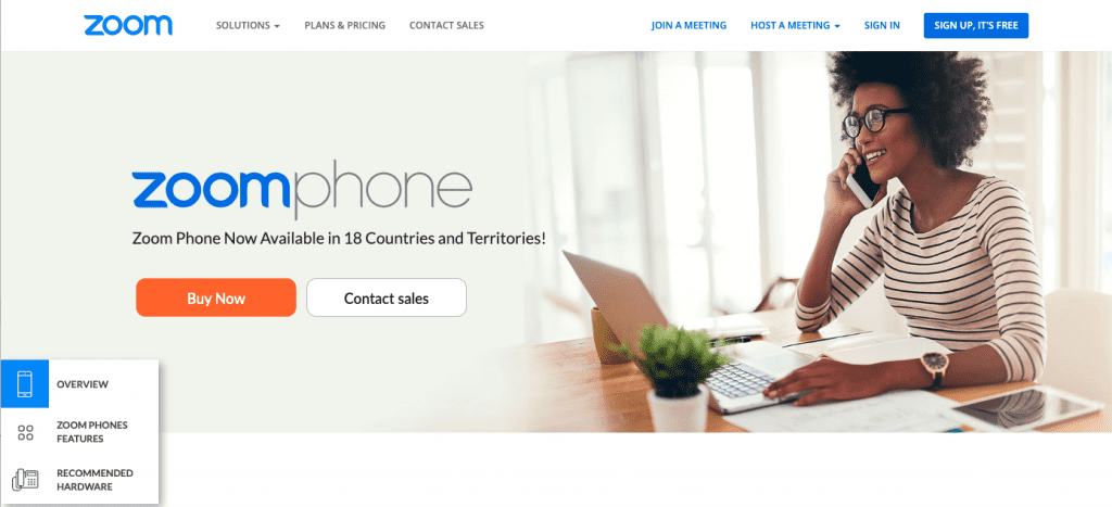Zoom Phone - Tools for remote work in nonprofits