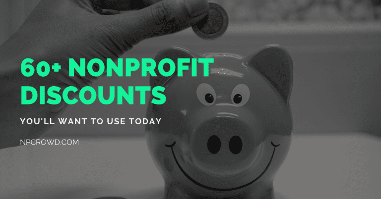 Ultimate List Of Nonprofit Software Discounts [2021 Update]