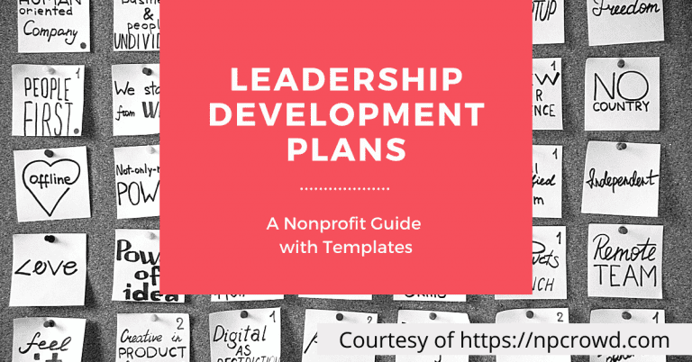 How to create a leadership development plan [Template included]
