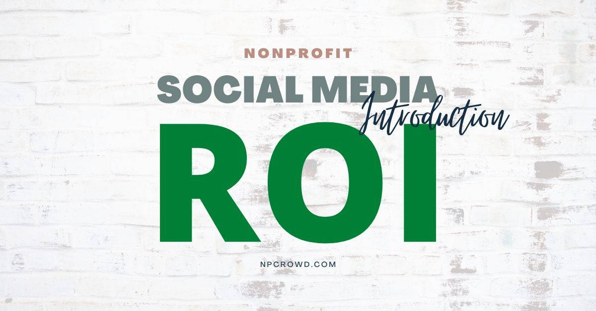 Social Media ROI - Why - How - Which Metrics To Use