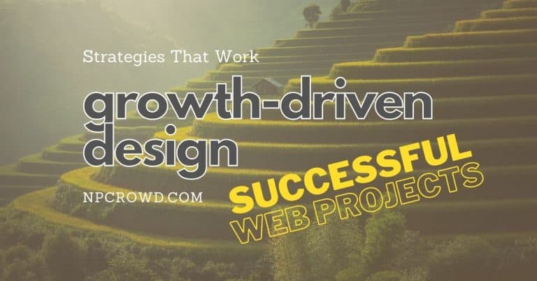 Successful Web Projects Using Growth-Driven Design