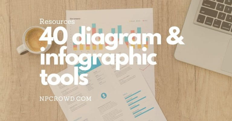40 Infographic and Diagramming Tools for Nonprofits