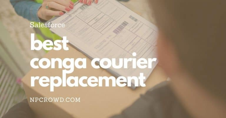 Best Conga Courier Replacement For Report Scheduling & Distribution