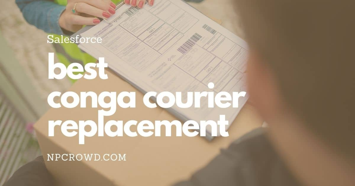 Best Conga Courier Replacement For Salesforce Report Scheduling